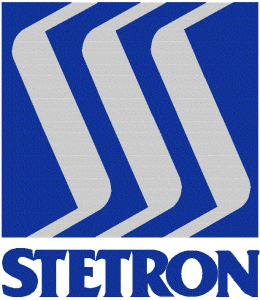 Stetron logo only - blue & gray RDE